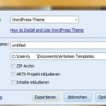 Erstellung individueller WordPress Themes