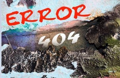 Error 404 -