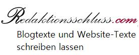 Blogtexte & Co. verfassen lassen